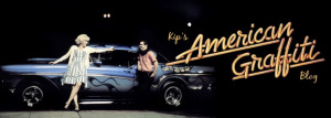 ... part of the Deep Roots 40 th anniversary salute to American Graffiti