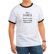 dance instructor Ringer T for