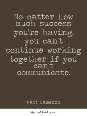 Working Together For Success Quotes