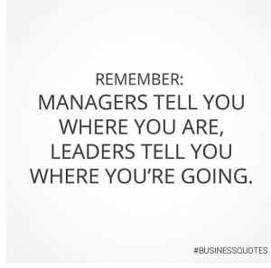 Leadership Quotes And Phrases