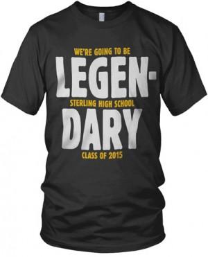 Senior 2015 Class Shirts Ideas