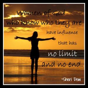 ... Sheri Dew Women, God, Influence http://www.whymormonism.org/1630