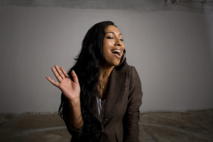 Melanie Fiona – Started From The Bottom Cover