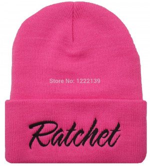 Beanies with Words