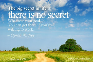 Oprah Winfrey quotes about life (13 quotes)