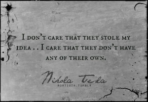 Nikola tesla, quotes, sayings, idea, famous, quote