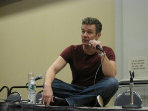 Video, photos and quotes from today's panel with James Marsters at the ...