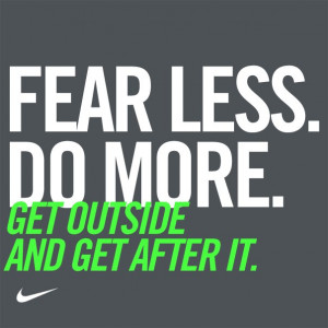 Nike Baseball Motivational