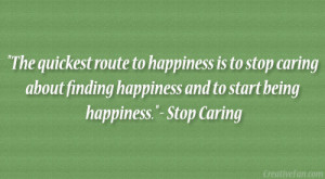 Quotes about finding happiness Quotes About Happiness Tumblr And Love ...