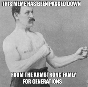 Overly Manly Man - Overly manly man