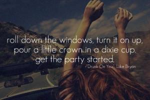 lyrics Luke Bryan Country Quotes