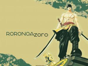 Roronoa Zoro Zoro