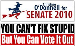 Funny Election Bumper Stickers