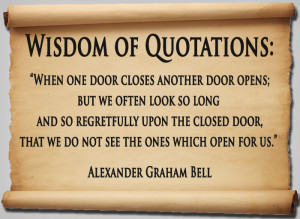 Wisdom of Quotations - by Alexander Graham Bell