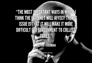 government milton problems quotes sayings milton friedman quotes