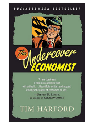 Number One: The Undercover Economist By: Tim Harford