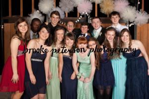 Rihanna High School Prom Date