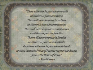 Peace on earth pictures and quotes | Peace on earth | Quotes