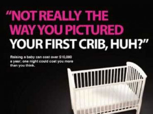 ... Denouncing This Pregnancy Prevention Campaign For Shaming Teen Moms