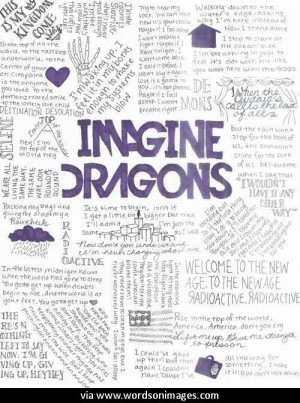 Quotes by imagine dragons