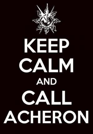 Acheron - how i love him
