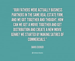 Quotes About Business Partners