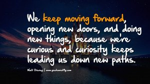 12 'Keep Moving Forward' Walt Disney Quotes