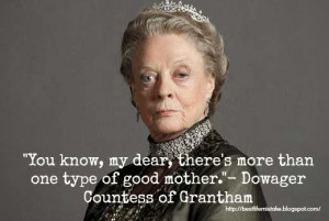 Downton Abbey Season 4 Episode 1 My Favorite Quote