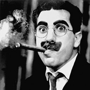 Posts Tagged 'Groucho Marx'