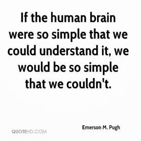 Human brain Quotes