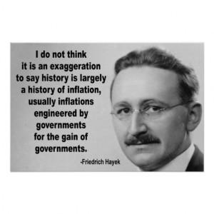 friedrich_hayek_inflation_quote_print ...