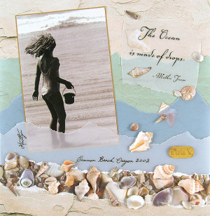 Beach Quotes For Scrapbooking