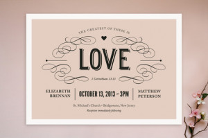... invitation pink invitations wedding love wedding love quote invitation