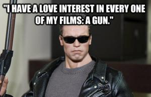 Arnold Schwarzenegger Funny Quotes