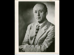 Eugene Eugene Ionesco Famous Author Playwright Press Photo