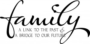 Family Quotes | Vinyl Wall Decals | Wall Sayings