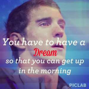 Swim Quotes Michael Phelps Michael phelps quote edit on
