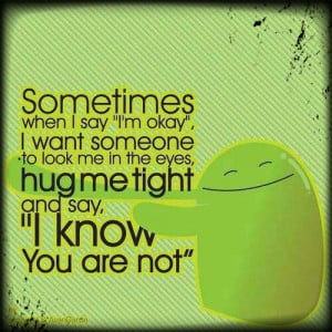 cute, cute littlle monster, hug, love, pretty, quote, quotes