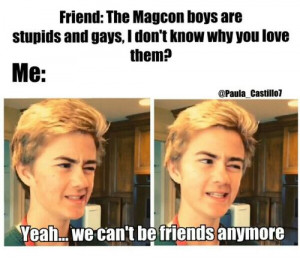 ... image include: jack johnson, magcon, jack gilinsky, friends and funny
