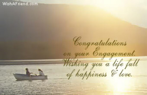 congratulation engagement quotes congratulations on your engagement ...