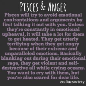 Pisces & Anger: Emotional and Devastating