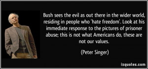 Quotes About Evil People in the World