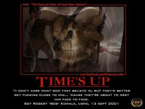 USMC.EPIC QUOTE.Sept 13th,2001