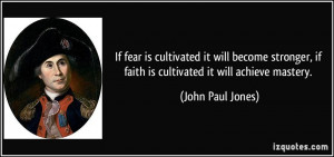 More John Paul Jones Quotes