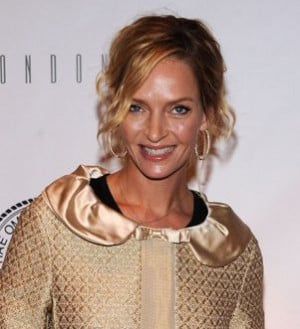 Uma Thurman talks movie roles