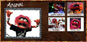 MuppetMonday: The Muppets – Animal's Five Rules of Cool
