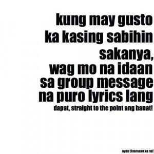 pamatay na banat boy banat pinoy jokes pinoy quotes pamatay na pambara ...