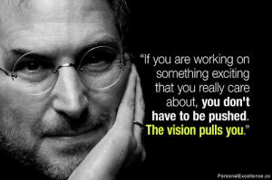 Vision and Core Values – Steve Jobs was Defined By It