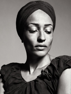 Zadie Smith by Sebastian Kim