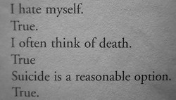 Suicide Quotes That Make You Cry Tumblr depressed sad suicidal